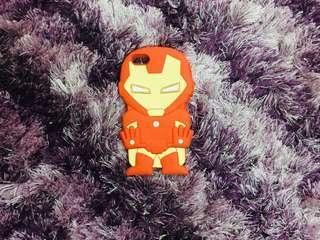 Iron Man iPhone 5/5S Casing #50TXT