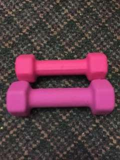 2LB and 3LB Dumbell