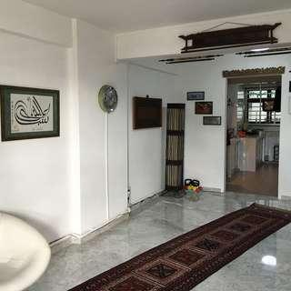 Renovated With Utility Room Opposite MRT