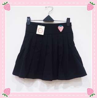 Mussa 黑色褲裙