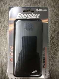全新勁量 Energizer 充電寶 power bank 10000mAh