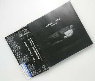 日版 SHM-CD 井上陽水 United Cover 2 翻唱大碟(見本品)
