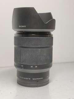 Sony 28-70 f3.5-5.6 A7iii kit lens