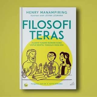 (Original Book) Filosofi Teras - Henry Manampiring