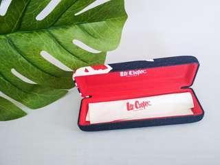 🆕 Authentic lee cooper spectacles box #MAKESPACEFORLOVE