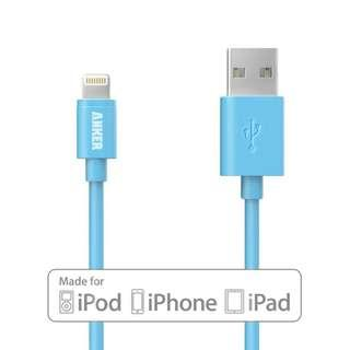 [BNIB SEALED] Anker Lightning 3ft USB Cable