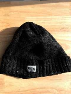 Wool and Fleece-lined Warm Beanie