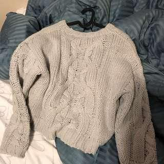 Chunky Knit H&M Sweater