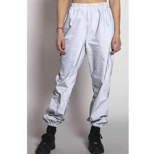 Frankie collective reflective pants