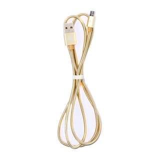 [BNIB] WK Design WDC-013 King Kong Micro-USB Cable (Gold)