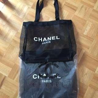 Chanel VIP Tote Mesh