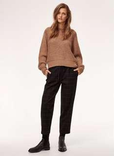 LIKE NEW ARITZIA JIMMY PANT