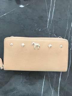 Lapalette Nude Wallet / Purse