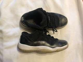 Jordan 11 Low Baron
