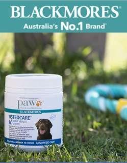 🇦🇺澳洲直送✈️✈️Blackmore Osteocare by Paw (500g裝,100粒)