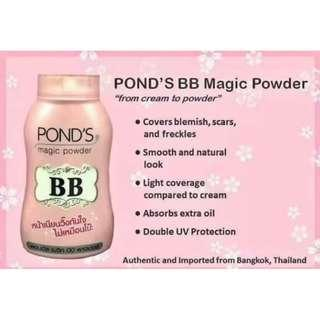 Ponds BB cream powder from Thailand