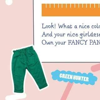 FANCY PANTS GIRL #ibuhebat