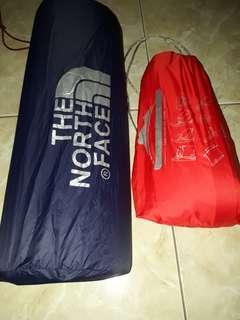 Paket Matras Alumunium Foil + Lazybag