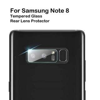 🚚 Note 8 Tempered Glass Lens Protector