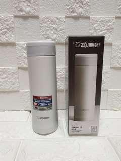 🚚 Holiday Sale; Signature Zojirushi 500ml Matte White Mug; 6.8cm by 6.8cm by 21 cm; 240 grams