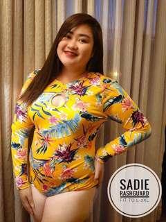 Sadie rash guard