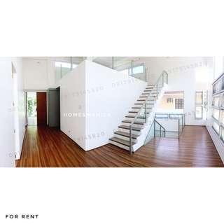 Beautiful Ayala Alabang House and Lot For Rent Lease with Pool