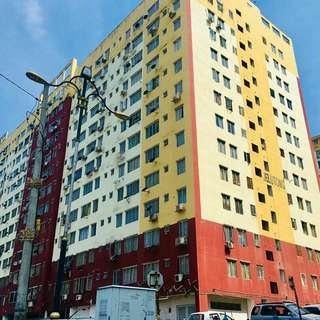 APARTMENT JELUTONG SELAYANG HEIGHTS
