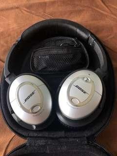 Preloved Bose QC15 Noise Cancelling Headphone