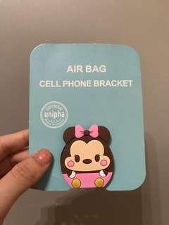 🚚 Minnie mouse cell phone bracket