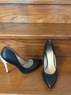 IRO 'Sabel'  Stilettos Black and White Size 39