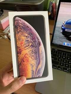[USED] iPhone XS Max 256GB Gold