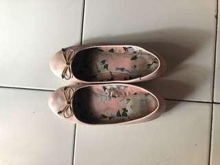 Vnc flatshoes pink cute 39