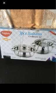 🚚 Praylady cookware set