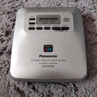 Panasonic SL-VP35 CD/VCD 播放機