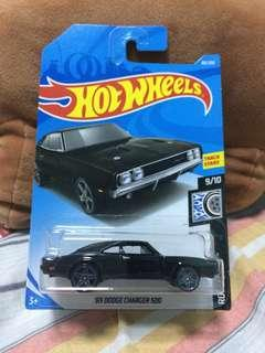 2019 Hot Wheels '69 Dodge Charger 500