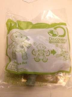 麥當勞 開心樂園餐 Discovery Robots