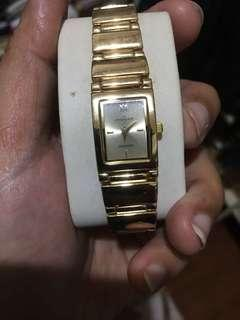 Anne Klein Women's Diamond Watch