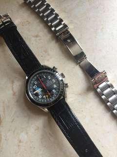 Omega Speedmaster MK40 Mark40 Michael Schumacher Day/Date 35205300