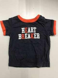 Cotton on Heart Breaker Tshirt & Shorts
