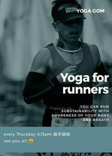 Yoga GOM-Yoga class for runner