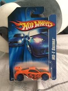 Hot Wheels MS-T Suzuka