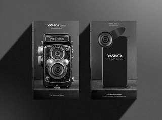 Yashica 4K HD lens Smart Phone Series