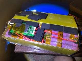60v 17.5ah battery