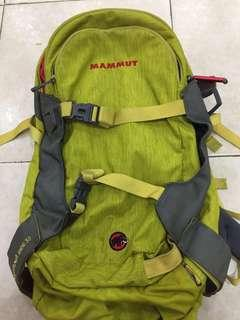 Mammut backpack for back country 30L