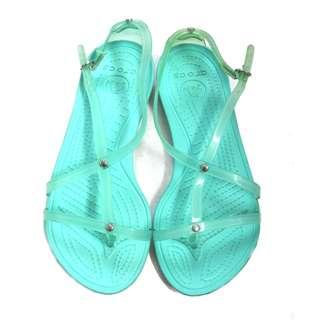 Crocs Mint Green Sandals