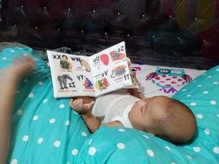 Softbook buku kain