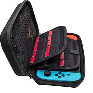 🇲🇾Ready Stock EVA Canvas Carrying Case For Nintendo Switch