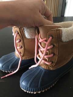 Kids snow boots ❄️☃️