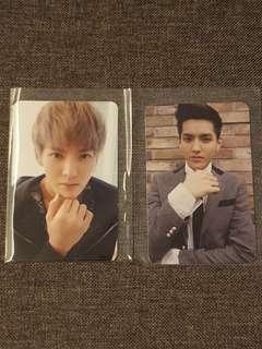 🚚 Kris photocard EXO