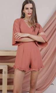 TTR brand new playsuit